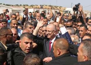 """""""داخلية غزة"""" تشكّل لجنة تحقيق لكشف ملابسات تفجير موكب """"الحمد الله"""""""