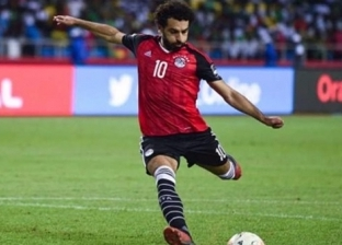 بالفيديو| صلاح يحتفل بذكرى صعود مصر إلى كأس العالم