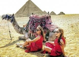 """جزائريتان تروجان لمصر بخطاب على """"السوشيال ميديا"""": أرض العجائب"""