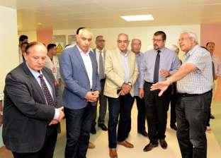 رئيس جامعة المنصورة: وحدة زراعة النخاع بمركز الأورام جاهزة للتشغيل