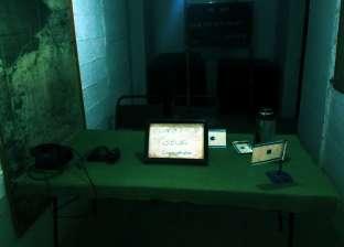 مكتب «شارون» فى «مركز العمليات».. مُحاط بتحصينات تتحمل «قنبلة ذرية»