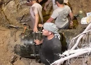 """أهالي """"سرابيوم"""" بالإسماعيلية يطالبون بحل أزمة المياه: مش عارفين نشرب"""