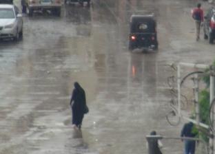 """""""الأرصاد"""": سقوط أمطار غزيرة على القاهرة والإسكندرية السبت المقبل"""