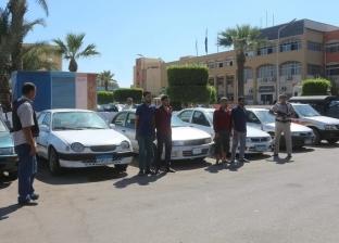 بالصور| حبس تشكيل عصابي بتهمة سرقة السيارات في دمياط