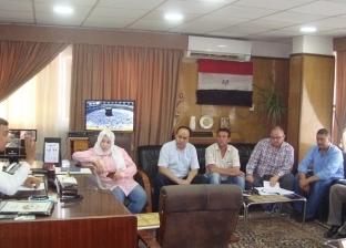 القائم بأعمال رئيس مدينة كفر الشيخ يشدد على تواجد النواب في الشارع