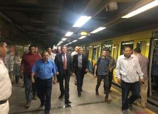 مصدر: الأمن يدفع بتعزيزات أمنية في محطات المترو والشوارع