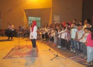 انطلاق فعاليات مسابقة مهرجان إلقاء الشعر في قصر ثقافة طور سيناء