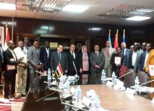 """""""الكهرباء"""": تخريج 17 متدربًا من دول حوض النيل في 3 برامج تدريبية"""