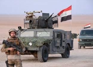 """عملية عسكرية بمشاركة التحالف الدولي ضد """"داعش"""" في حوض حمرين بالعراق"""
