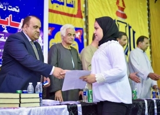 تكريم حفظة القرآن بمركز بنها في احتفالية كبرى بسندنهور