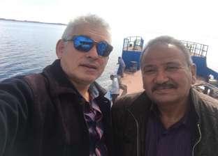 """""""السياحة النيلية"""": انتظام حركة الملاحة ببحيرة السد العالي"""