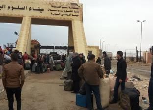 وصول 287 شخصا من ليبيا عبر منفذ السلوم بينهم 81 بطريق غير شرعي