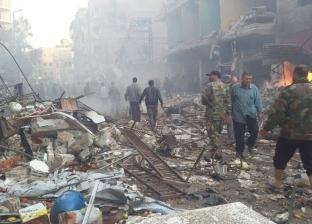 المرصد السوري: انفجارات دمشق ناجمة عن قصف يرجح أنه إسرائيلي