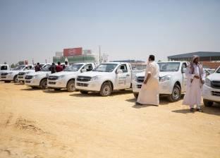 """""""تحيا مصر"""" يسلم 50 سيارة نقل للمستفيدين من برنامج التمكين الاقتصادي"""