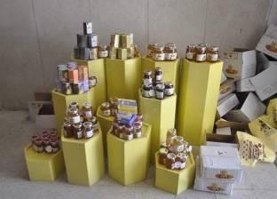 """""""الإحصاء"""": أسيوط تحتل المركز الأول بين المحافظات في إنتاج عسل النحل"""