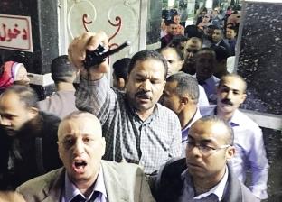 «أمن الزمالك» يعتدى على الصحفيين تنفيذاً لتعليمات رئيسه.. والنيابة تحقق