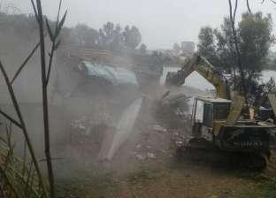 وزارة الري: إزالة نحو 39 ألف حالة تعدٍّ على النيل خلال 3 سنوات