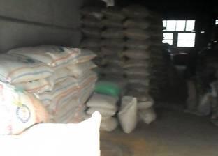 ضبط مصنع أعلاف وأسمدة دون ترخيص في الشرقية