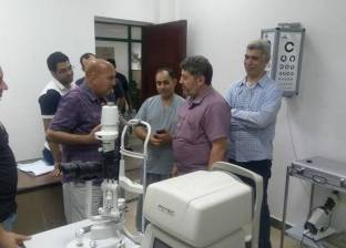وكيل وزارة الصحة يشيد بانتظام العمل في مستشفى نويبع