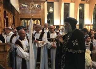 البابا تواضروس: السيسي يمثل مصر ونرحب بزيارته لأمريكا