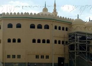 مجهولون يسرقون أدوات وأجهزة كهربائية مخصصة لإنشاءات مسجد بالسويس