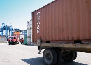179 ألف طن قمح رصيد صومعة الحبوب والغلال بميناء دمياط