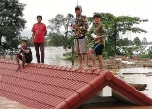 المشردون بسبب انهيار سد في لاوس يتهمون السلطات بتقليل عدد القتلى