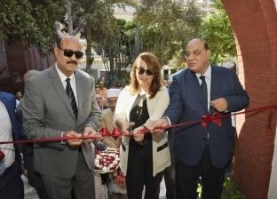 غادة والي تفتتح معهد التدريب والبحوث للصحة الإنجابية بالإسكندرية
