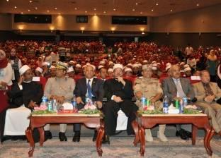100 ورقة بحثية في مؤتمر كلية دار العلوم الدولي بجامعة المنيا