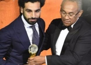 مركز شباب محمد صلاح يفتح ابوابه لمتابعة احتفالية افضل لاعب في إفريقيا