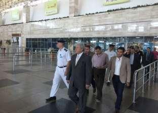 وزير خارجية قطر يغادر القاهرة بعد مشاركته في اجتماعات الجامعة العربية