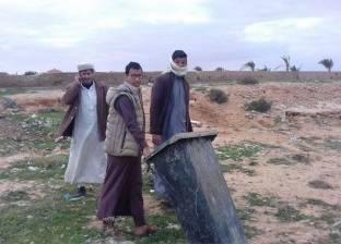مشاركة شبابية في تنظيف الشوارع بمدينة سيدي براني