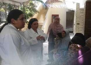 """""""زراعة الإسكندرية"""" تنظم قافلة خدمات شاملة بقرية المراغي"""