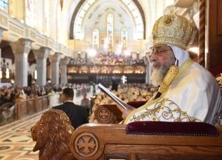 البابا تواضروس الثاني: الوطن هو القيمة الأولى للكنيسة المصرية