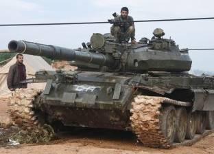 القوات السورية تتقدم في شمال غرب البلاد