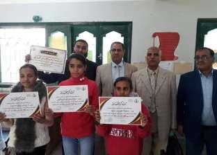 معهد فتيات سفاجا الأزهري يحصد المركز الأول في مسابقة أوائل الطلبة