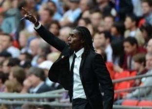 """من """"الكابتن"""" للمدرب.. أليو سيسيه قائد السنغال في كأسي عالم"""