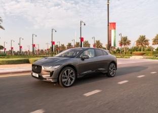 عرض جاكوار I-PACE في مؤتمر دبي العالمي للتنقل ذاتي القيادة