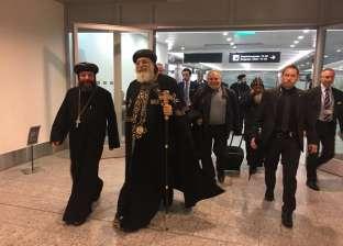 البابا يغادر سويسرا ويعود مجددًا إلى ألمانيا