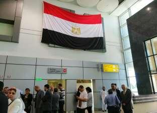 """جنينة: مطار """"سفنكس"""" يخدم المناطق السياحية بالجيزة.. ومصادفة مع الوزير"""