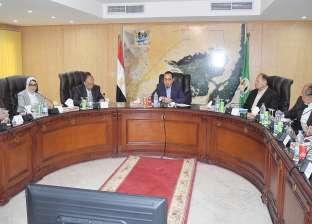 برلماني: مندوب مجلس الوزراء يدرس 4 مطالب قدمها نواب الفيوم