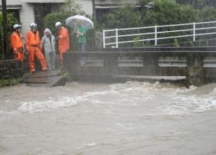 إجلاء أكثر من مليون ياباني وسط أمطار غزيرة وتحذير من انهيارات أرضية