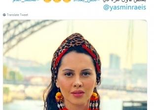 """ياسمين رئيس تشارك محمد إمام في فيلم """"لص بغداد"""""""