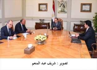 """السيسي يوجه بمواصلة مفاوضات """"سدالنهضة"""" وفق إعلان مبادئ """"الخرطوم"""""""