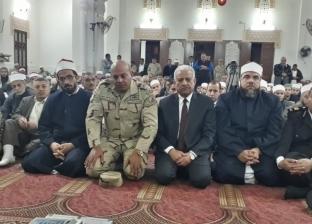 محافظة السويس تحتفل بذكرى الإسراء والمعراج