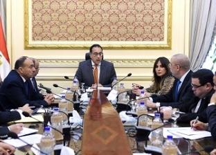 «مدبولى» يوجه بتوسيع التعاون مع أفريقيا وزيادة الاستثمارات المصرية