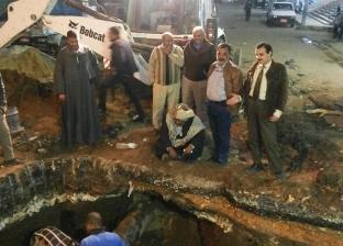 أهالي أبوتيج بأسيوط يطالبون بتغيير مواسير خط المياه: نشرب مياه ملوثة