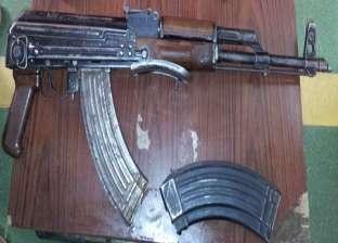 النيابة تتحفظ على بندقية آلية في شقة إرهابي جسر السويس
