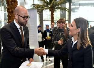 وزيرة الاستثمار تسلم أوراق تأسيس أول شركة بنظام الشخص الواحد