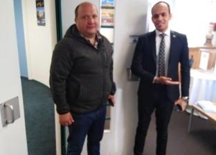 سفارة مصر بنيوزيلندا تفتتح أبوابها للاستفتاء على التعديلات الدستورية